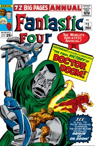Fantastic Four Annual Two 2