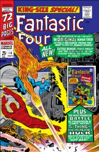 Fantastic Four Annual Four (4)