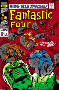Fantastic Four Annual Number Six 6