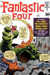 Fantastic Four Issue One
