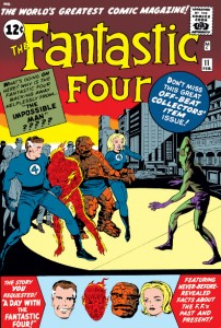 Fantastic Four Issue Eleven (11)