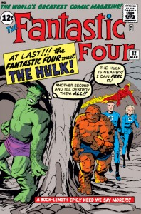 The Fantastic Four Issue Twelve (12)
