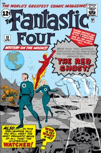 Fantastic Four Issue Thirteen (13)