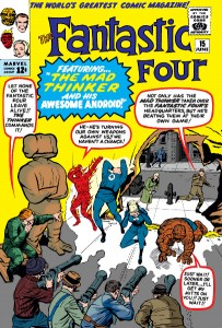 Fantastic Four Issue Fifteen (15)
