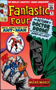 Fantastic Four Issue Sixteen (16)