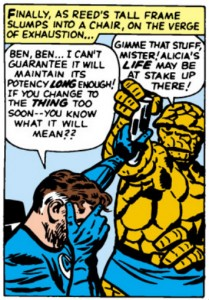 Fantastic Four Issue Seventeen (17)