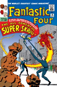 Fantastic Four Issue Eighteen (18)