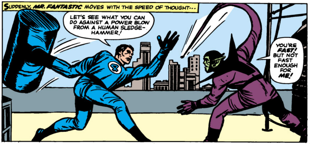 Fantastic Four Issue Eighteen