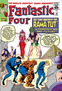 Fantastic Four Issue Nineteen 19