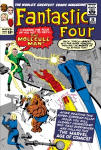 Fantastic Four Issue Twenty 20