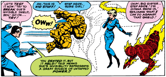 Fantastic Four Issue Twenty-Two 22