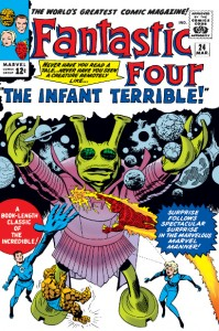 Fantastic Four Issue Twenty-Four 24