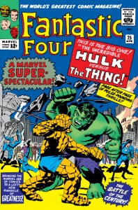 Fantastic Four Issue Twenty-Five 25
