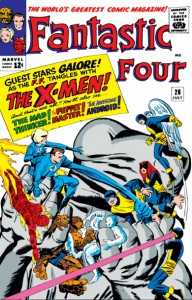 The Fantastic Four Issue Twenth-Eight 28