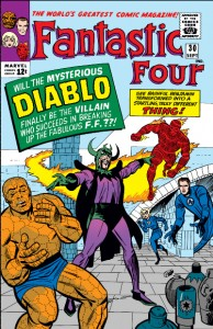 Fantastic Four Issue Thirty 30