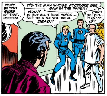 Fantastic Four Issue Thirty-One 31