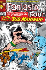 Fantastic Four Issue Thirty-Three 33