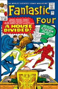 Fantastic Four Issue Thirty-Four 34