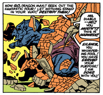 Fantastic Four Issue Thirty-Five 35