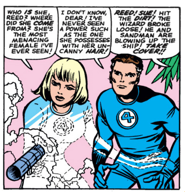 Fantastic Four Issue Thirty-Six 36