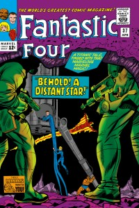 Fantastic Four Issue Thirty-Seven 37