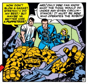 Fantastic Four Issue Thirty-Nine 39
