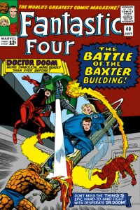 Fantastic Four Issue Forty 40