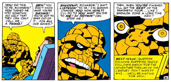 Fantastic Four Issue Forty-One 41