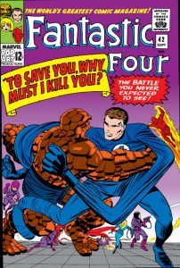 Fantastic Four Issue Forty-Two 42