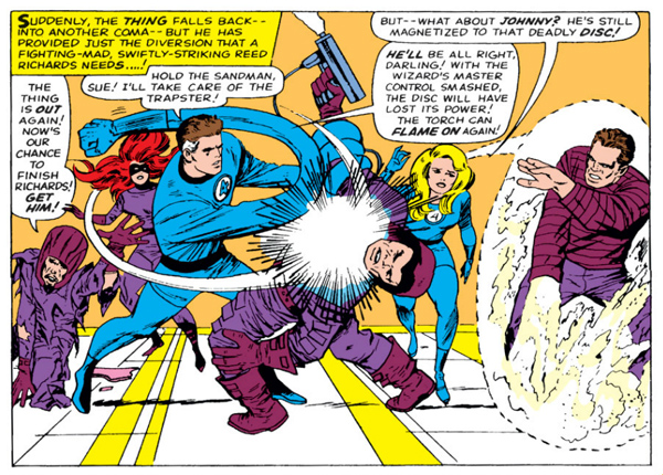Fantastic Four Issue Forty-Three 43