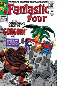Fantastic Four Issue Forty-Four 44