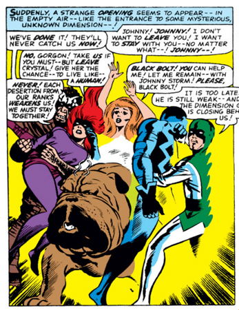 Fantastic Four Issue Forty-Six 46