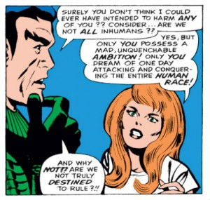 Fantastic Four Issue Forty-Seven 47