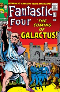 Fantastic Four Issue Forty-Eight 48 Galactus