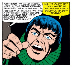 Fantastic Four Issue Forty-Eight 48 Inhumans