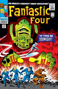Fantastic Four Issue Forty-Nine 49