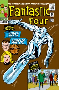 Fantastic Four Issue Fifty 50