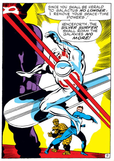 Fantastic Four 50 Silver Surfer