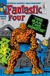 Fantastic Four Issue Fifty-One 51