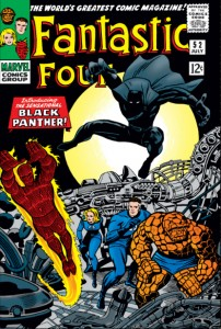 Fantastic Four Issue Fifty-Two 52