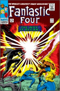 Fantastic Four Issue Fifty-Three 53