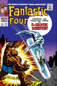 Fantastic Four Issue Fifty-Five 55