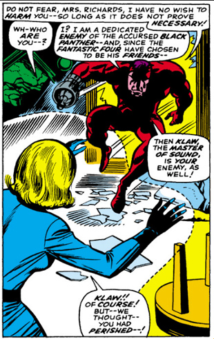 Fantastic Four Issue Fifty-Six 56