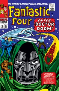 Fantastic Four Issue Fifty-Seven 57