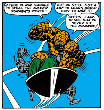 Fantastic Four Issue Fifty-Eight 58