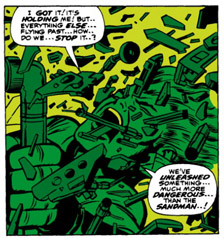 Fantastic Four Issue Sixty-One