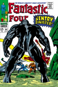 Fantastic Four Issue Sixty-Four (64)