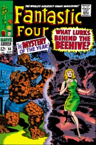 Fantastic Four Issue Sixty-SIx 66