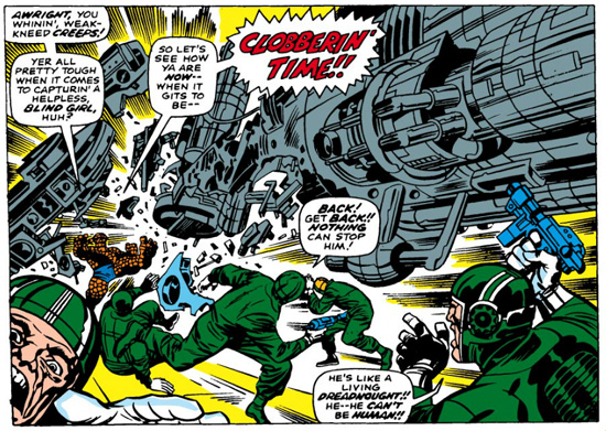 Fantastic Four Issue Sixty-Seven 67