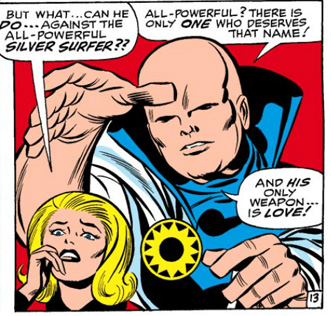 Fantastic Four Issue Seventy-Two 72